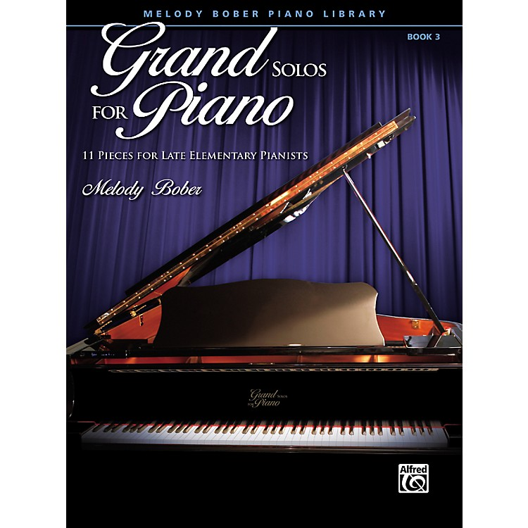 AlfredGrand Solos for Piano Book 3
