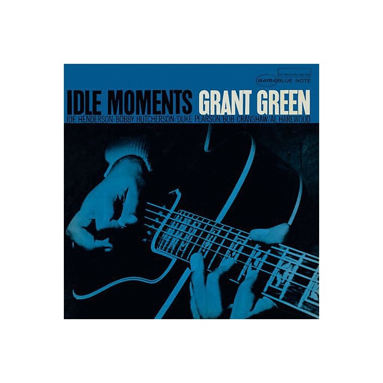 AllianceGrant Green - Idle Moments