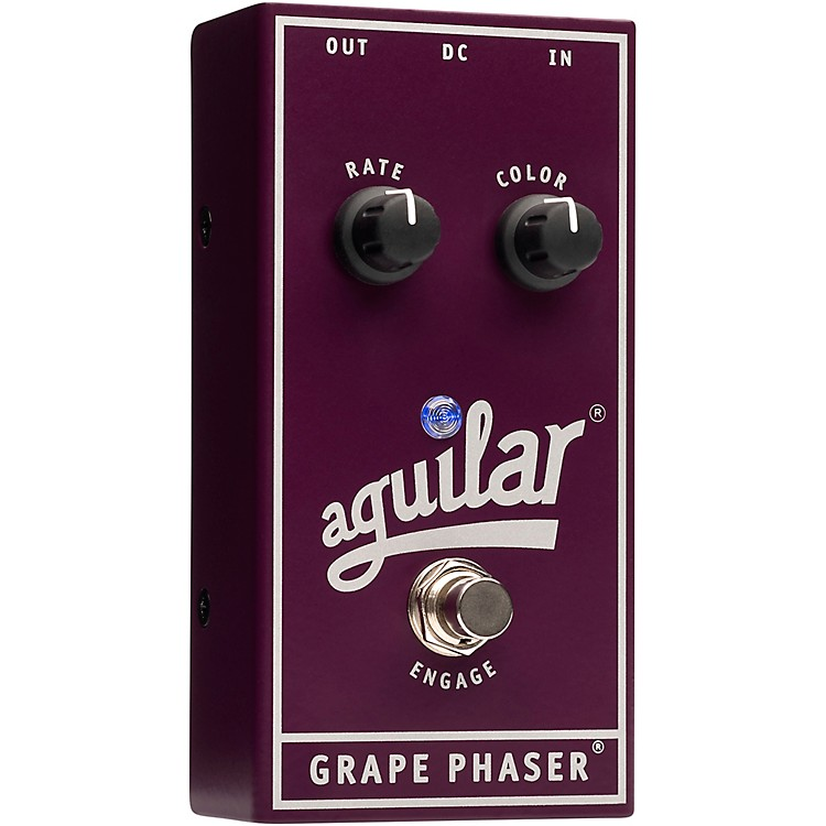 AguilarGrape Phaser Bass Effects Pedal
