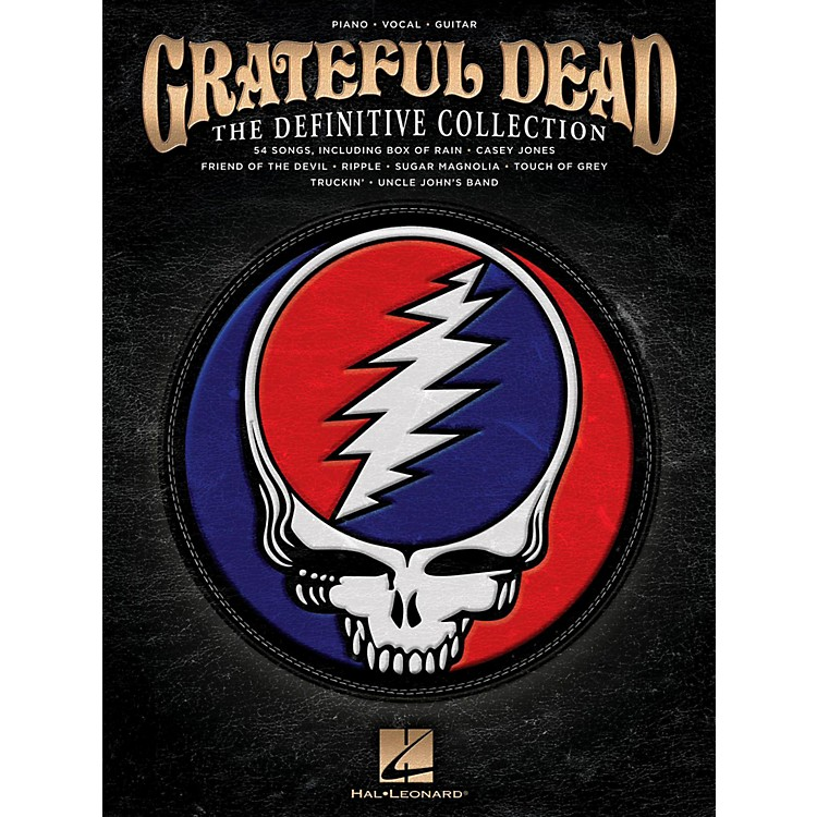 Hal Leonard Grateful Dead - The Definitive Collection Piano/Vocal/Guitar