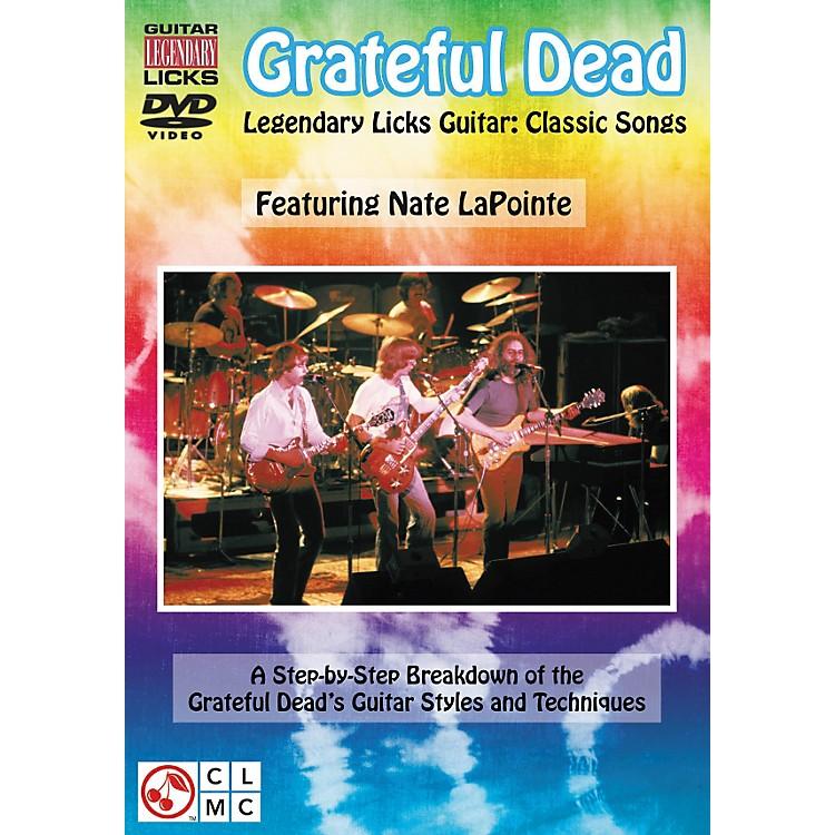 Cherry LaneGrateful Dead Legendary Licks - Classic Songs for Guitar DVD