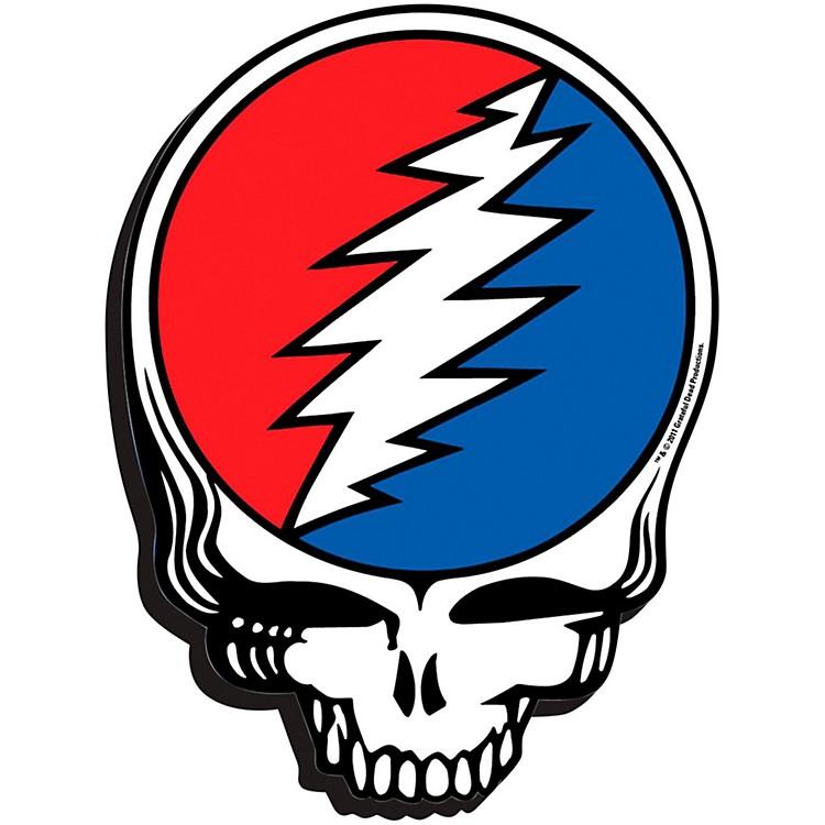 Hal LeonardGrateful Dead (Skull Logo) - Chunky Magnet