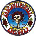 C&D Visionary Grateful Dead Skull & Roses Sticker