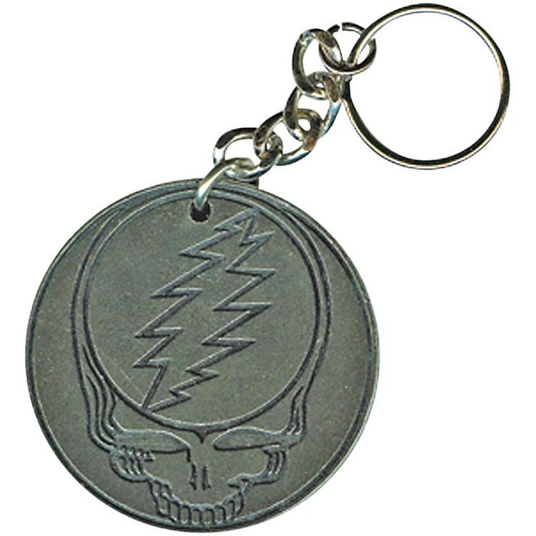 C&D VisionaryGrateful Dead Steal Face Metal Keychain