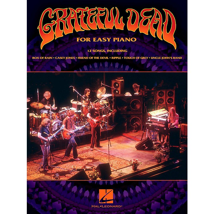 Hal Leonard Grateful Dead for Easy Piano