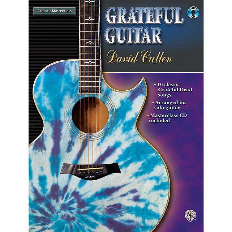 AlfredGrateful Guitar - by David Cullen (Book/CD)