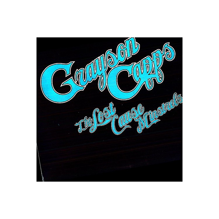 AllianceGrayson Capps - The Lost Cause Minstrels