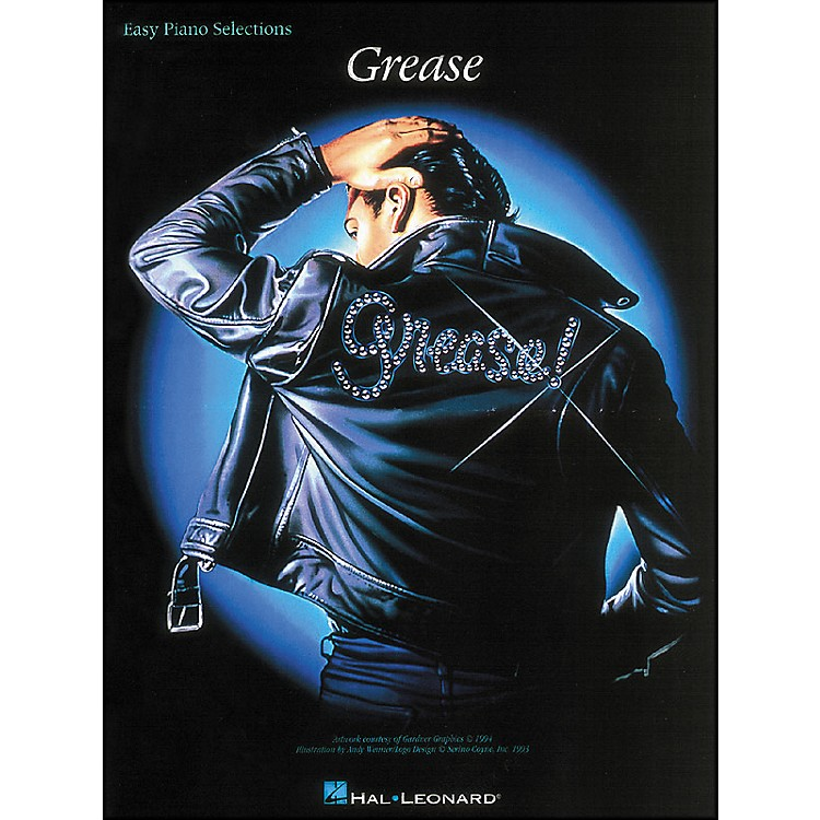 Hal LeonardGrease: Easy Piano Selections Songbook