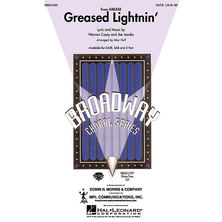 Hal LeonardGreased Lightnin' (from Grease) (SAB) SAB Arranged by Mac Huff