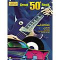 Hal Leonard Great '50s Rock Strum It Guitar Tab Songbook   thumbnail