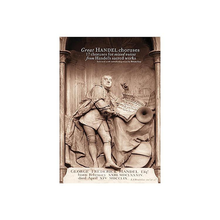 NovelloGreat Handel Choruses SATB