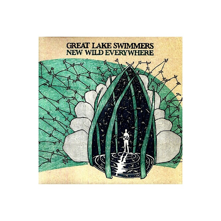 Alliance Great Lake Swimmers - New Wild Everywhere