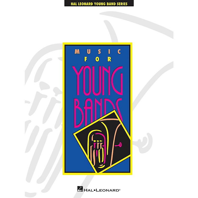 Hal Leonard Great Movie Marches Concert Band Level 3 Arranged by John Moss