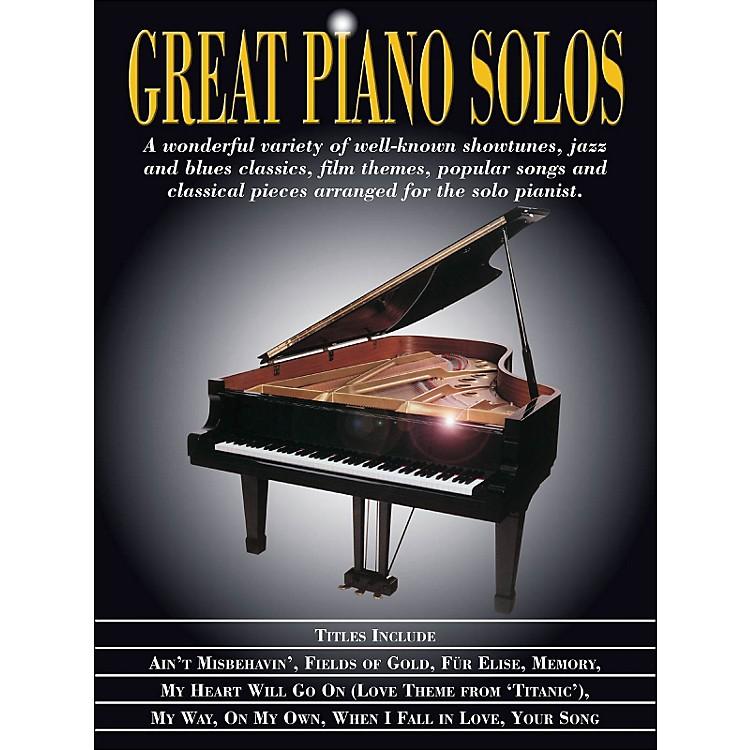 Hal LeonardGreat Piano Solos
