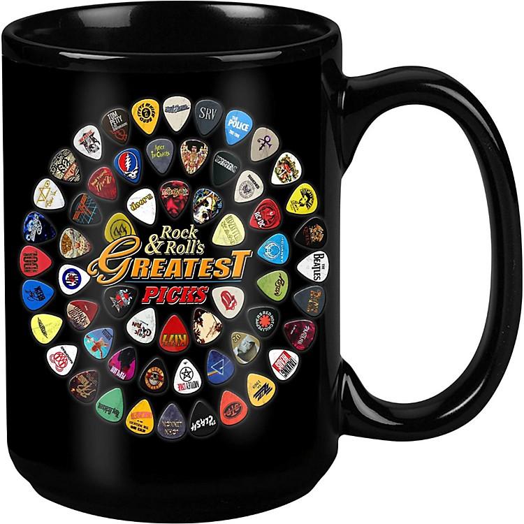 TabooGreatest Picks Black Mug 15 oz