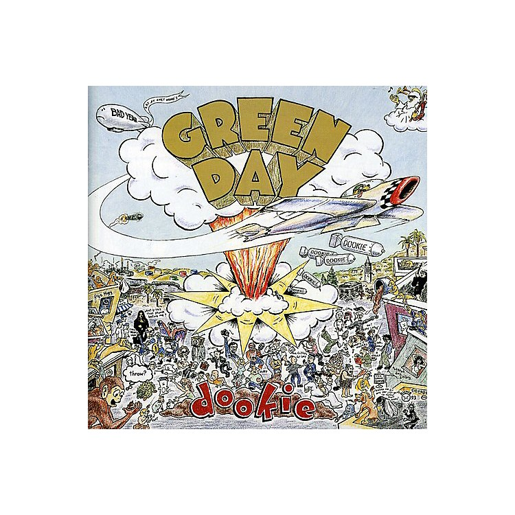 AllianceGreen Day - Dookie (CD)
