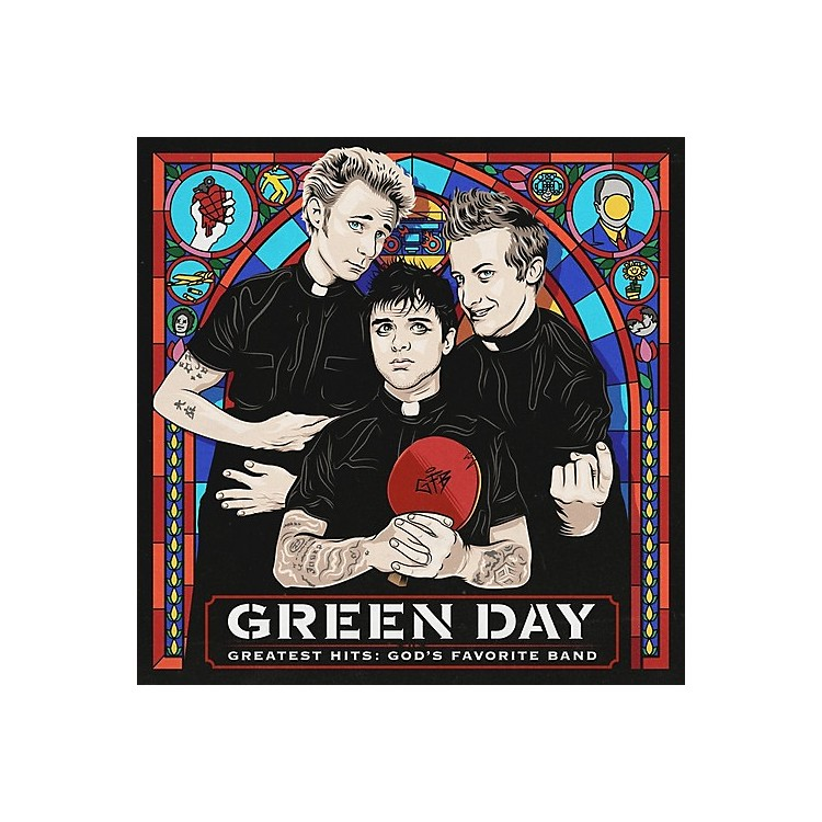 WEAGreen Day - Greatest Hits: God's Favorite Band