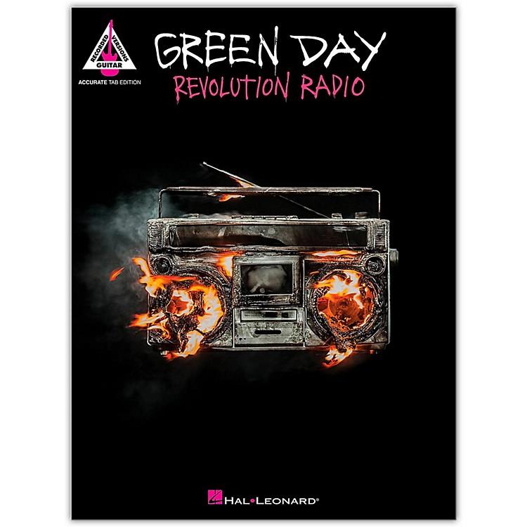 Hal LeonardGreen Day - Revolution Radio for Guitar Tab