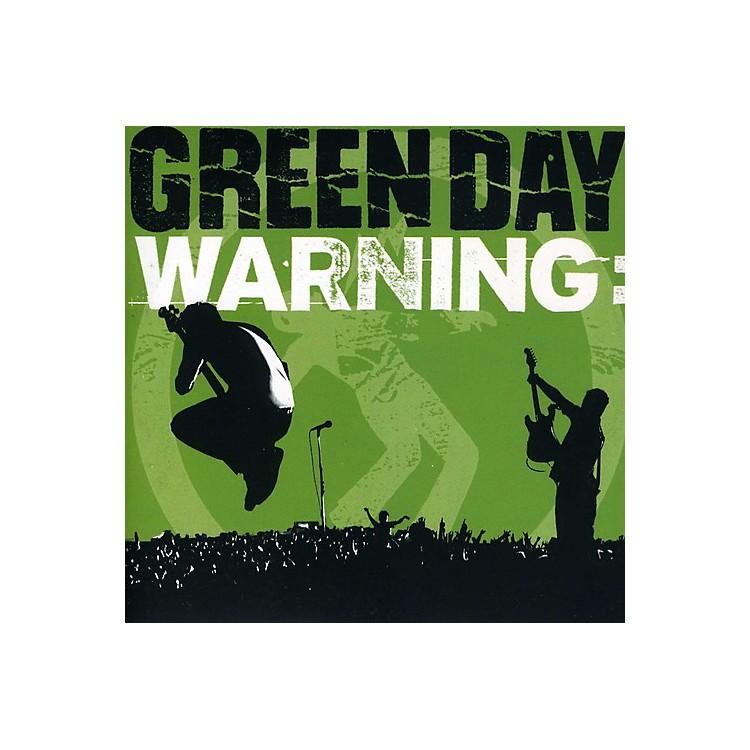 AllianceGreen Day - Warning EP