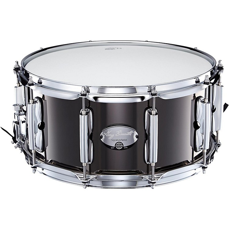 Dixon Gregg Bissonette Steel Signature Snare Drum 14 x 6.5 in.