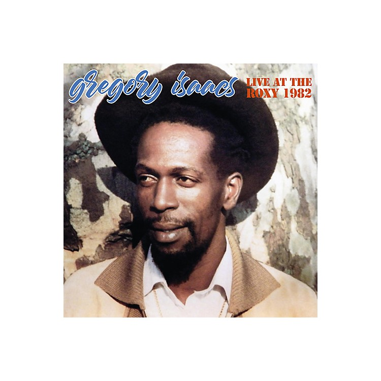 Alliance Gregory Isaacs - Live At The Roxy