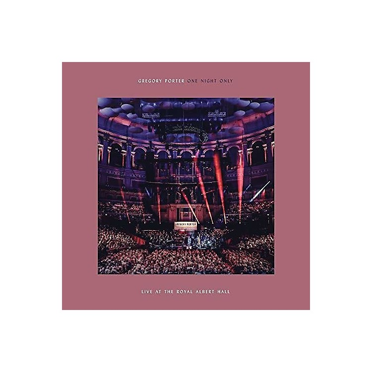 Alliance Gregory Porter - One Night Only (Live At The Royal Albert Hall) (CD)