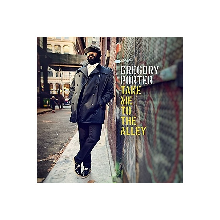 AllianceGregory Porter - Take Me To The Alley