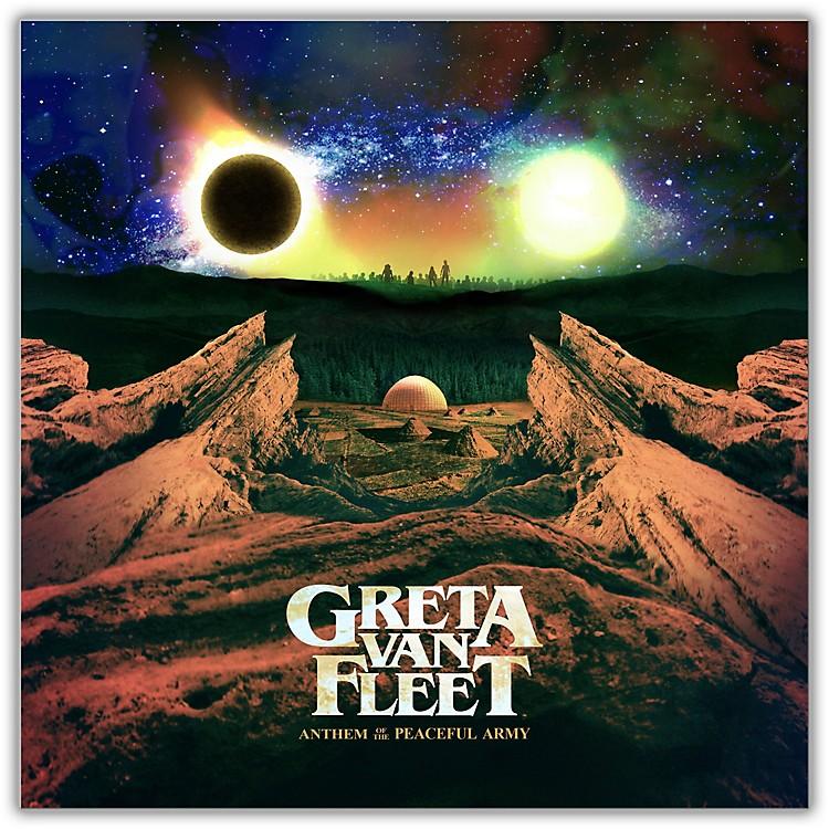 Universal Music GroupGreta Van Fleet - Anthem of the Peaceful Army LP