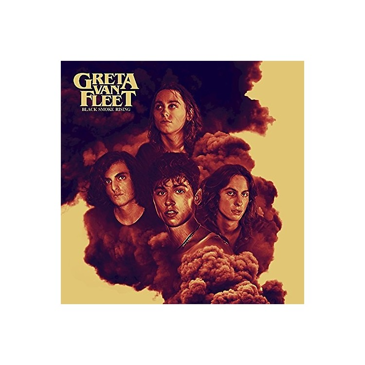 Universal Music Group Greta Van Fleet - Black Smoke Rising