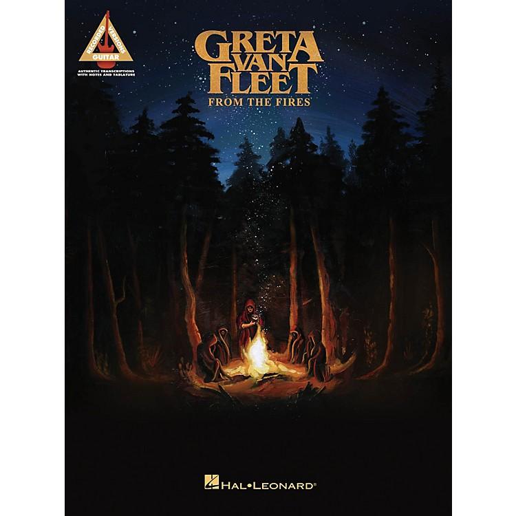 Hal LeonardGreta Van Fleet - From the Fires Guitar Tab Songbook