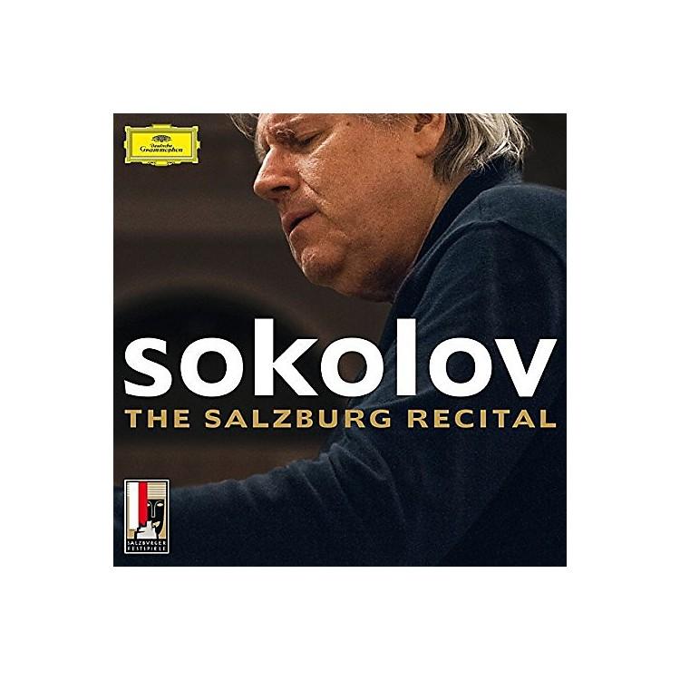 AllianceGrigory Sokolov - Salzburg Recital