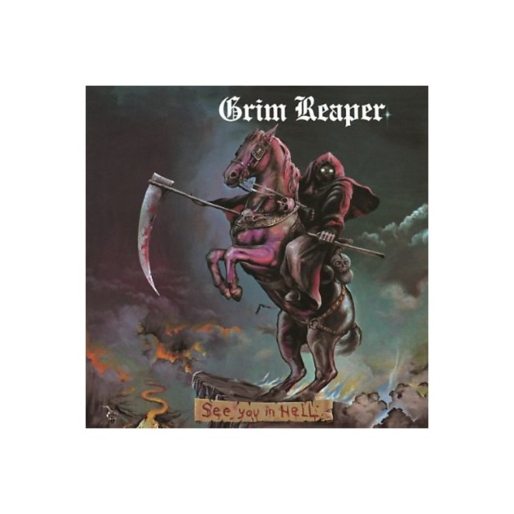 AllianceGrim Reaper - See You in Hell