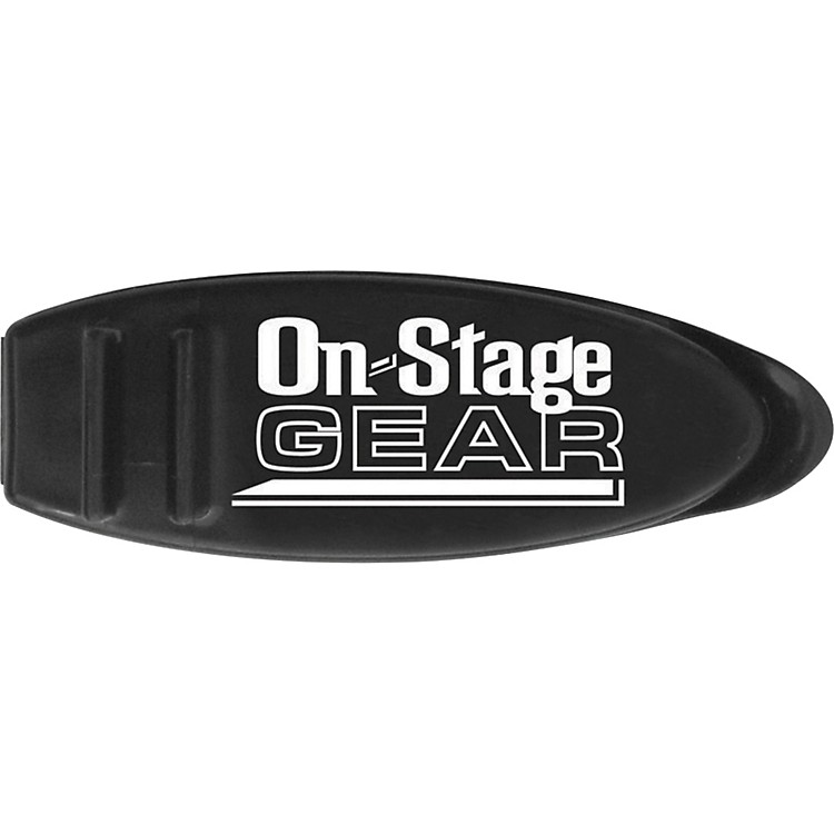 On-Stage Grip Clip Black