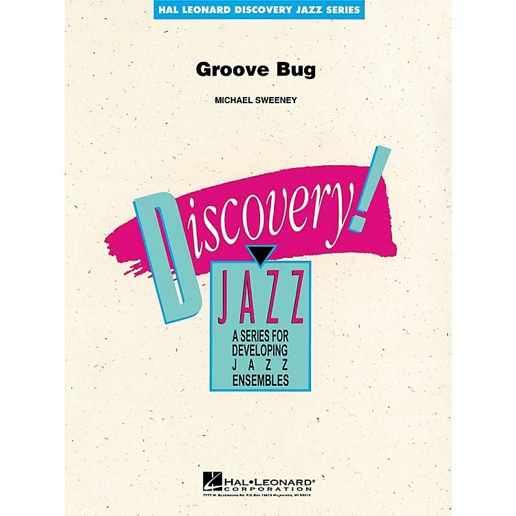 Hal LeonardGroove Bug Jazz Band Level 1-2 Composed by Michael Sweeney