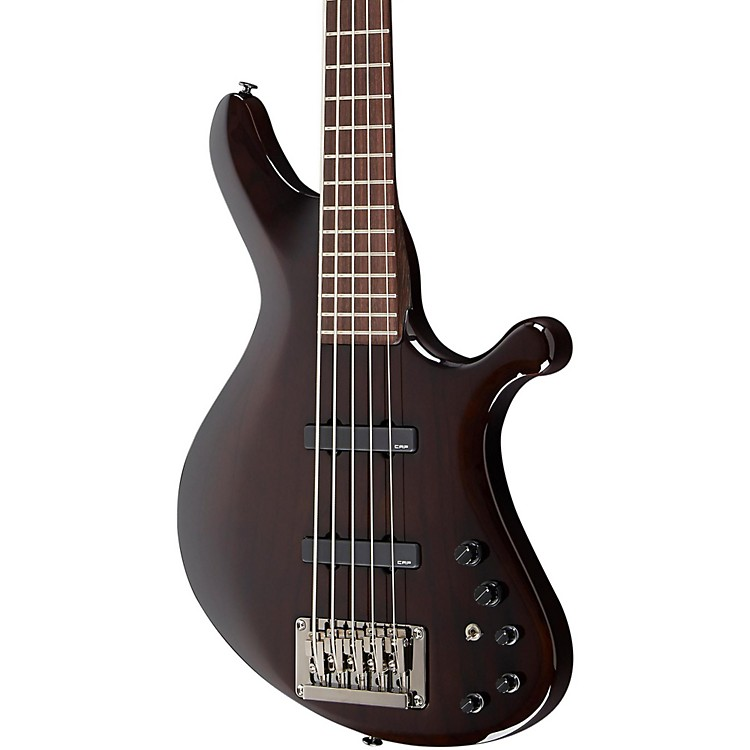 Ibanez Grooveline G104 Electric Bass Guitar Brown Burst