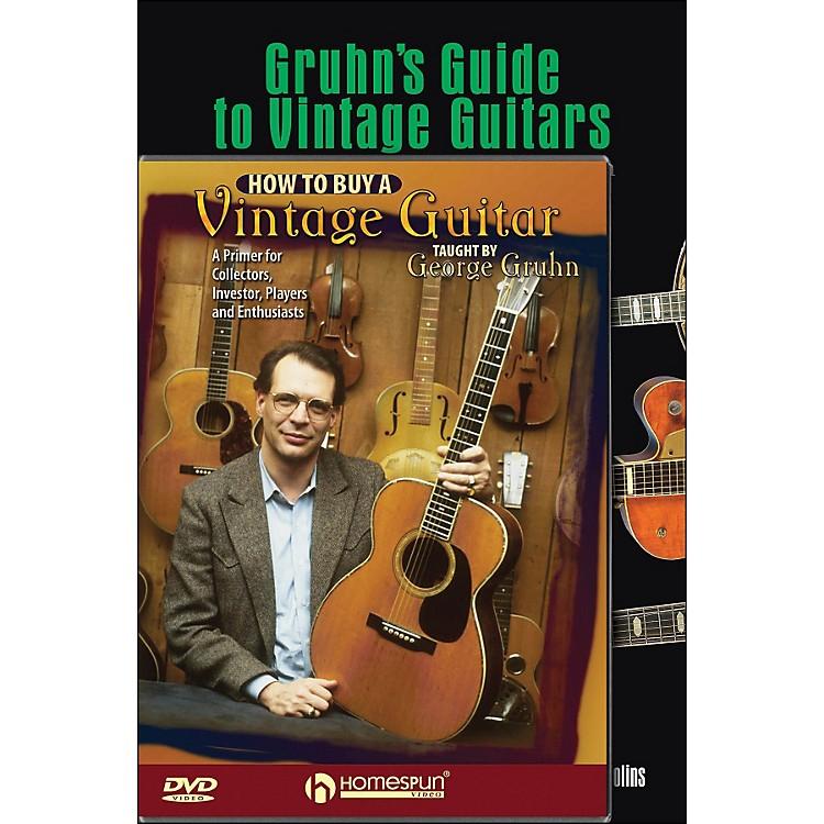 Hal LeonardGruhn Vintage Guitar Mega Pack