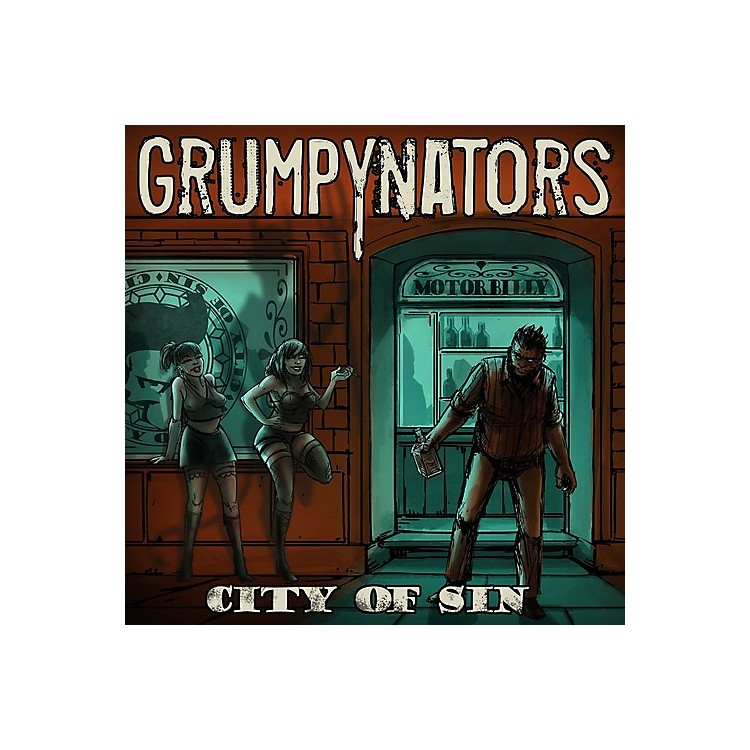 Alliance Grumpynators - City Of Sun