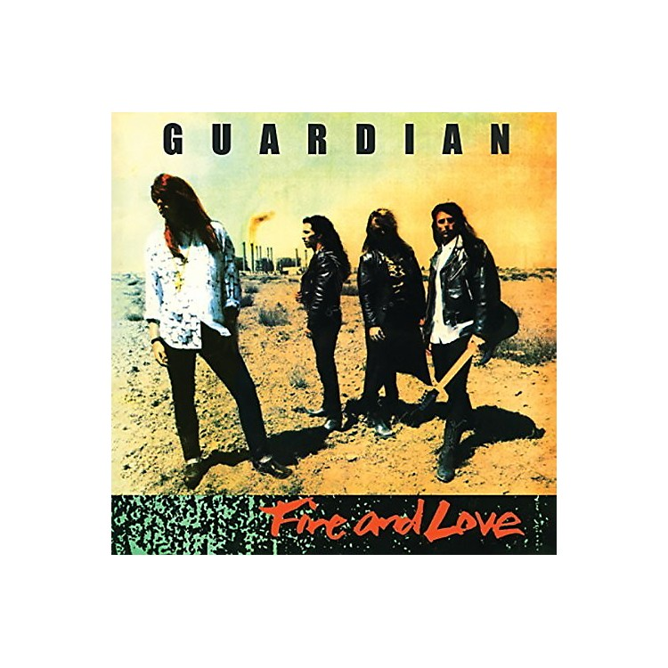 Alliance Guardian - Fire & Love (legends Remastered)