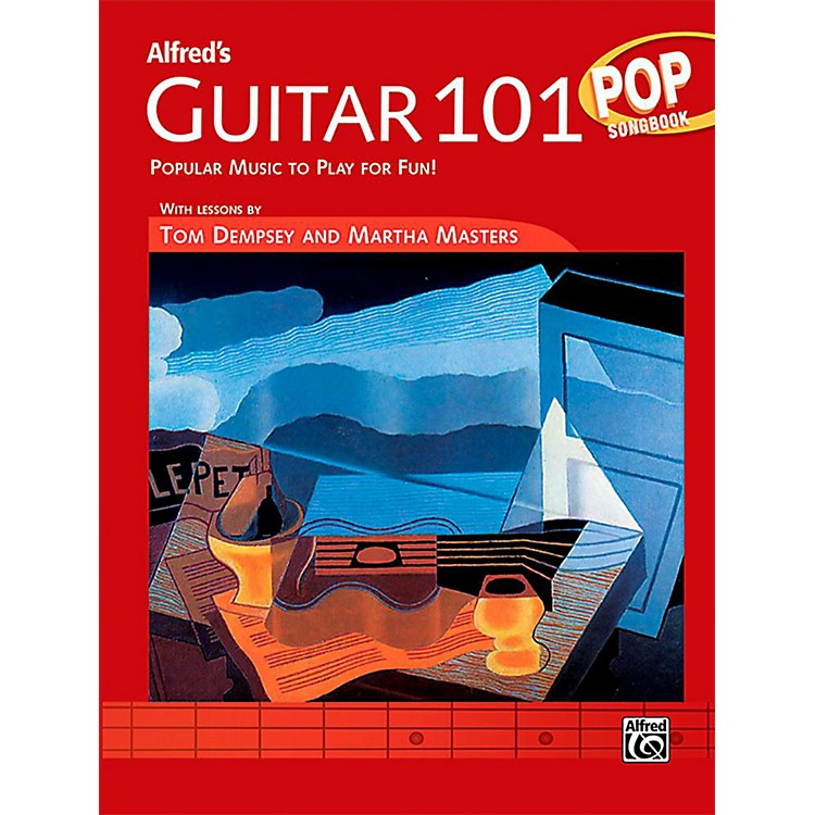 AlfredGuitar 101 Pop Songbook