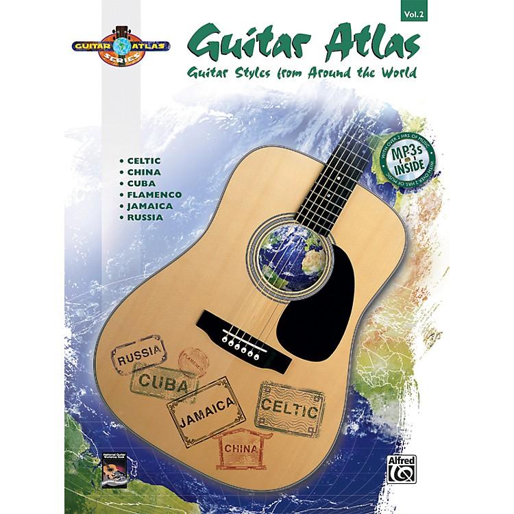 AlfredGuitar Atlas: Complete - Volume 2 (Book/CD)