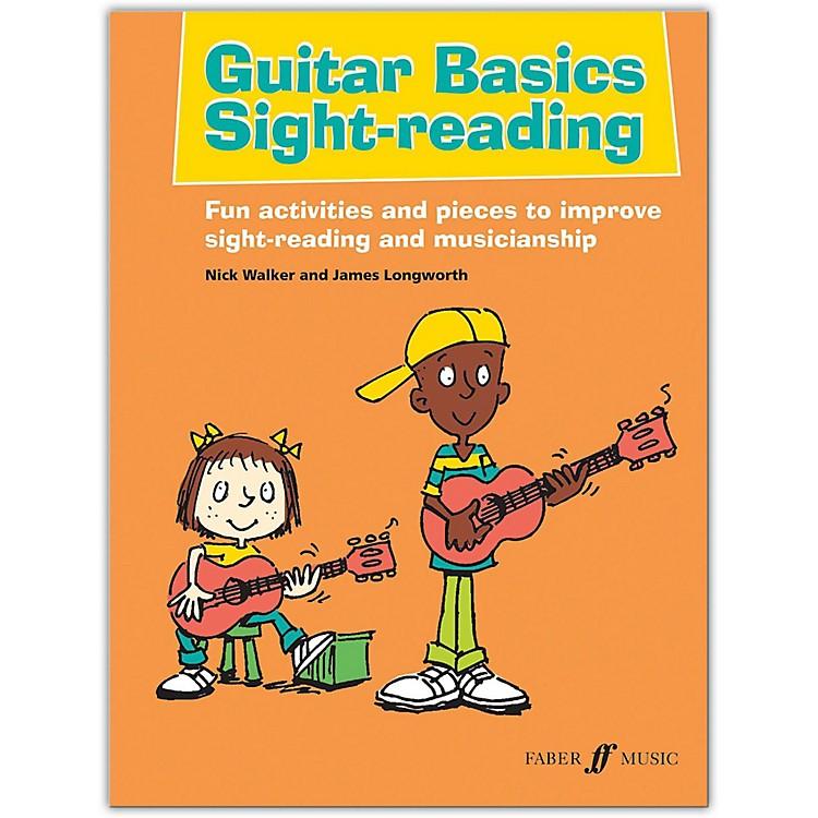Faber Music LTDGuitar Basics Sight-reading Book