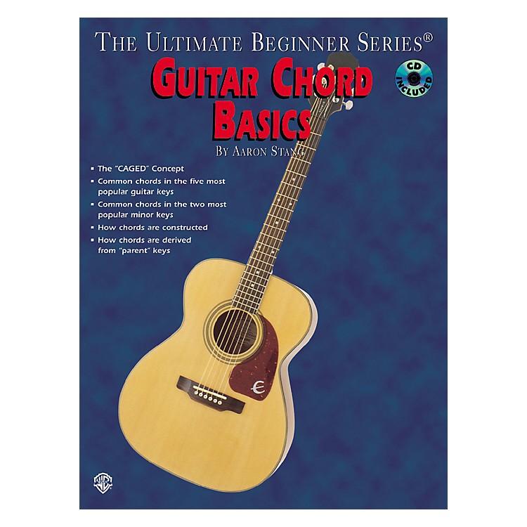 AlfredGuitar Chord Basics Book