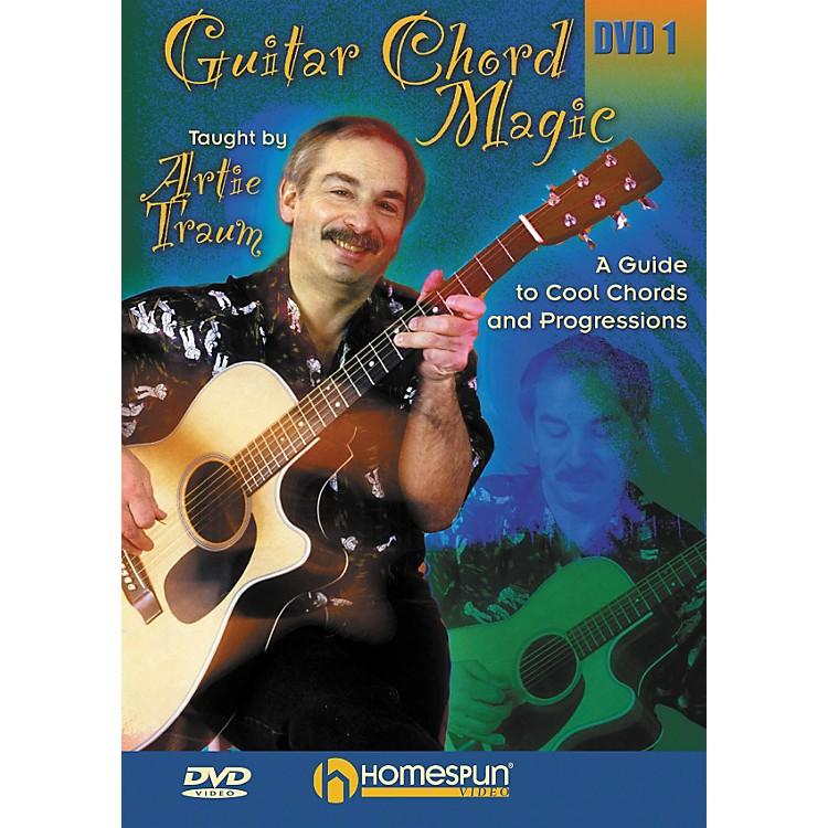 HomespunGuitar Chord Magic: Cool Chords 1 (DVD)