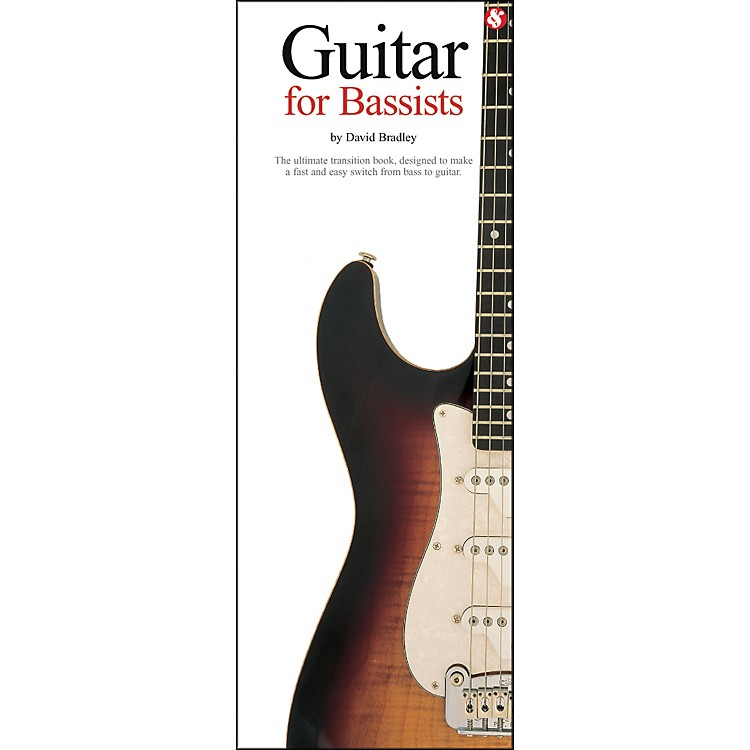 Music SalesGuitar For Bassists (Book)