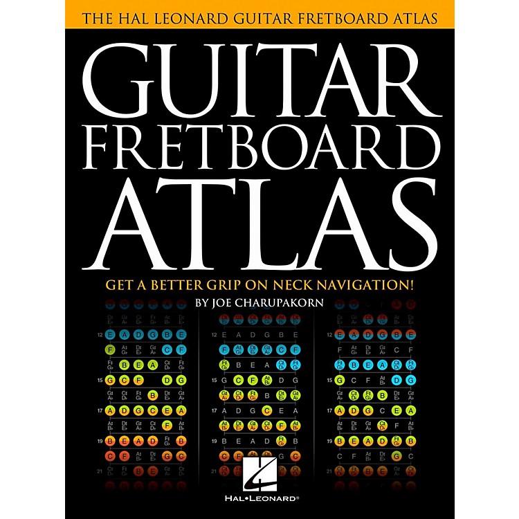 Hal LeonardGuitar Fretboard Atlas