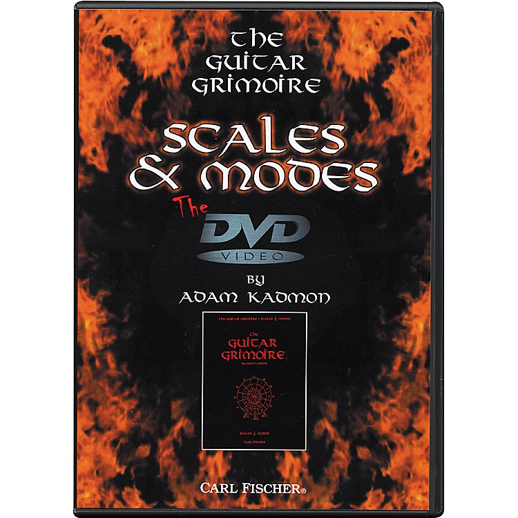 Carl FischerGuitar Grimoire Vol. 1 Scales and Modes DVD