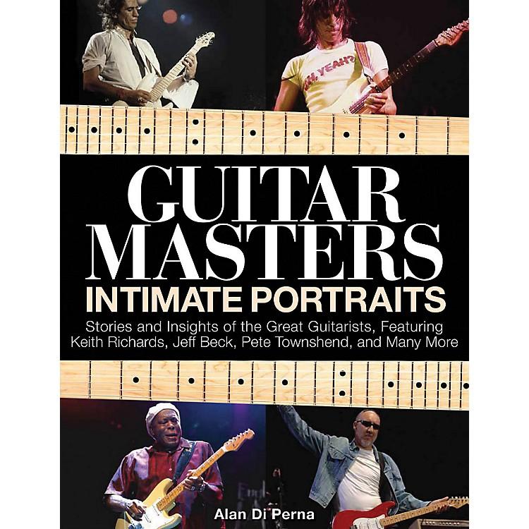 Hal LeonardGuitar Masters - Intimate Portraits