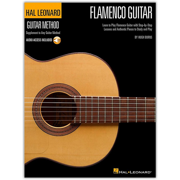 Hal LeonardGuitar Method - Flamenco Guitar (Book/Online Audio)