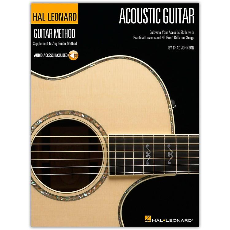 Hal LeonardGuitar Method Acoustic Guitar (Book/Online Audio)