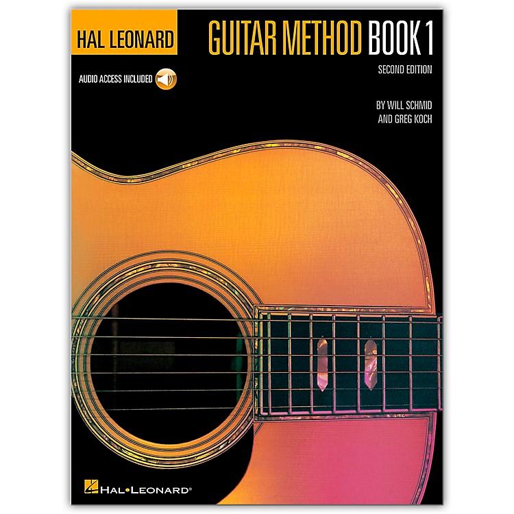 Hal LeonardGuitar Method Book 1 (Book/Online Audio)